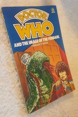Doctor Who and the Image of the Fendahl 1st edition Target 34 - Terrance Dicks