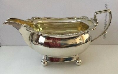 ROBERT & SAMUEL HENNELL A GEORGE III SILVER SAUCE BOAT 1809, 205g - Exceptional