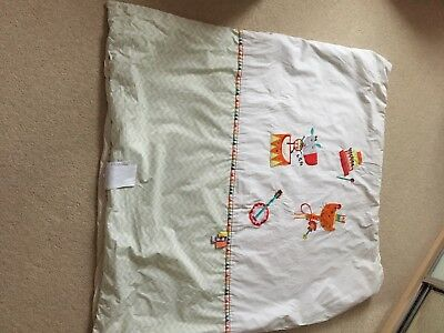 Mamas And Papas Pippop Cot Bed Quilt Childrens Nursery