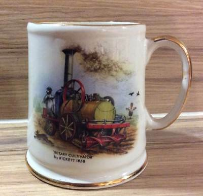 James Kent Old Foley Rotary Cultivator / Steam Omnibus Small Tankard