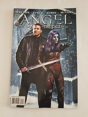 Angel: After The Fall (Comic) Issue 10