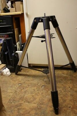 """Meade New Style Standard Telescope Field Tripod LX200 8-10"""" with Nylon Carry Bag"""