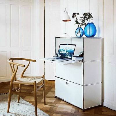 USM Haller - Highboard - Sideboard - Regal - Reinweiss | Vitra | Knoll |