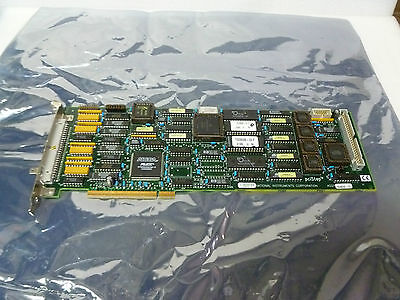NI National Instruments PCISTEP Controller CARD 184903C-12