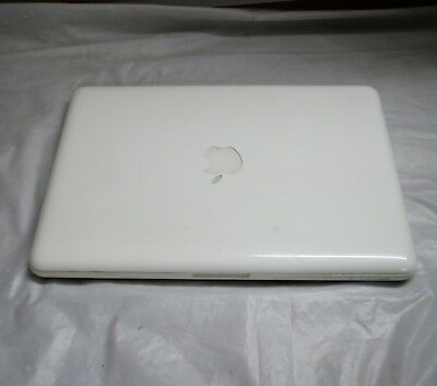 Apple MacBook A1342 Late 2009 Core 2 Duo @2.26GHz 2GB Memory 250GB HDD Yosemite