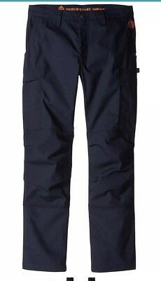 Justin FR Men's Big and Tall Flame Resistant Performance Fit Ripstop Pants 50X34
