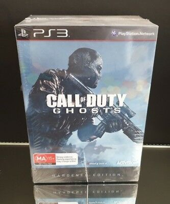 Call of Duty Ghosts Hardened Edition *NEW PS3 - PlayStation 3 Game