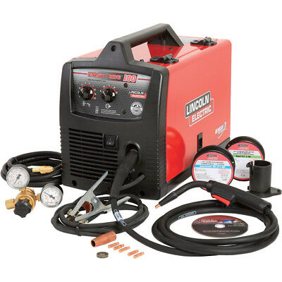 Lincoln Electric Easy-MIG 180 208/230V AC Compact Wire Welder K2698-1 new