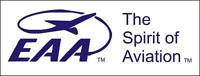 A182 EAA The Spirit of Aviation Airplane banner Large 3' x 9'