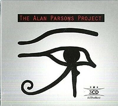 Alan Parsons Project - All The Best  3 Cd New+