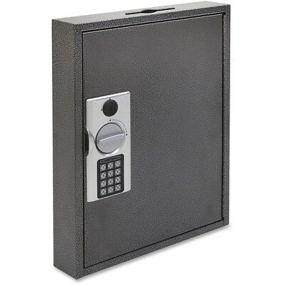 FireKing E-lock Steel Key Cabinet, Holds 60 Keys