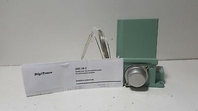 NEW Tyco AMC-2B-2 Line Sensing Thermostat Digitrace 25° to 325°F  22 Amps