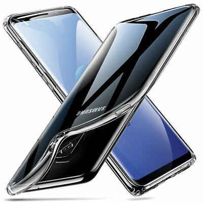 For Samsung Galaxy S9 / S9 Plus New Ultra Thin Clear Gel Case Silicone Cover !