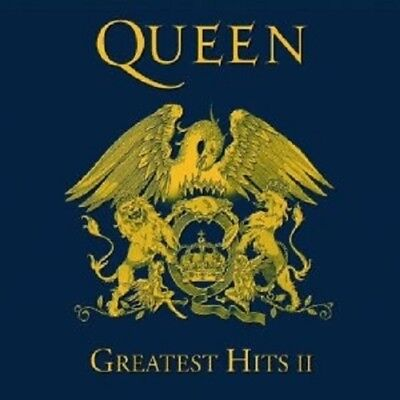 "Queen ""Greatest Hits 2 (2010 Remaster)"" Cd New!"