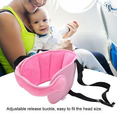 Child Car Seat Head Support Comfortable Safe Sleep Band Toddler Soft Thick