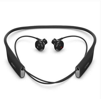 SONY SBH70 NFC Multipoint Bluetooth Headset Water-Resistant Motion Earphones