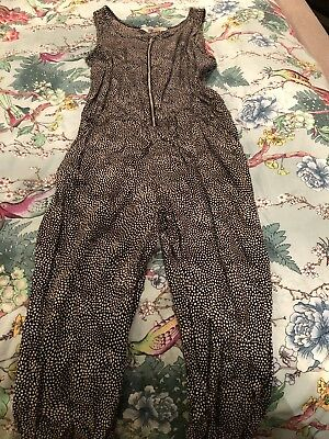 Girls H + M jumpsuit Age 11-12 years