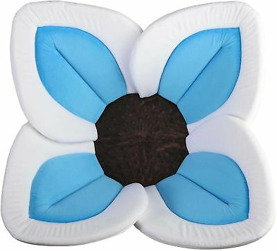 Blooming Bath Lotus Baby Bath, Repackaged, Bathing Mat, Flower Bath, Blue