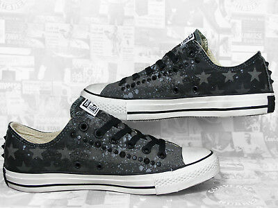 CONVERSE ALL STAR Studded Cotton Ox Chucks Herren Sneakers