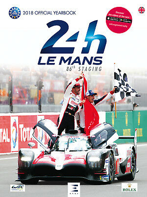 Jahrbuch 24 Stunden Le Mans 2018, ACO yearbook Le Mans 24 Hours 2018, ENGLISH