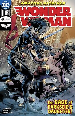 Wonder Woman #42 Dc Universe - 1St Print - Bagged And Boarded. Free Uk P+P!