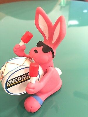 Energizer Pink Bunny Squeeze Light Toy Advertising 4""