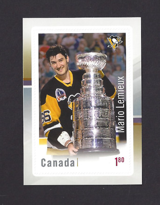 Canada  2017  Canadian Hockey Legend - Mario Lemieux   VF-NH  Post Office New