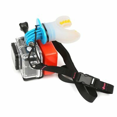Surfing Shoot Dummy Bite Mouth Mount Grill Mount For GoPro Hero 5 4 3+ Camera L3