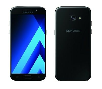 Samsung Galaxy A5 (2017) in Black Handy Dummy Attrappe - Requisit, Deko, Werbung