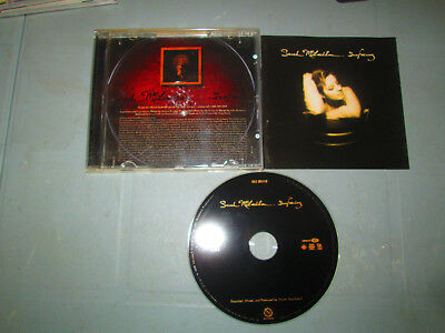 Sarah Mclachlan - Surfacing (Cd, Compact Disc) Complete Tested