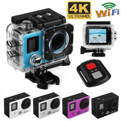 A1 HD Sports Action Camera Waterproof 1080P DVR Camcorder  SJ9000 Wifi Remote