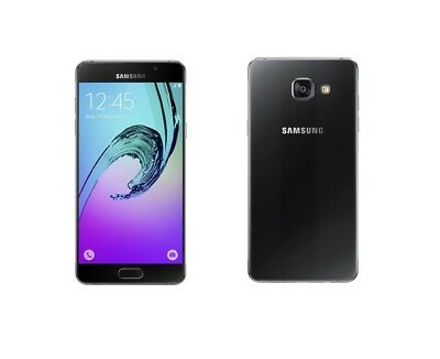 Samsung Galaxy A5 (2016) in Black Handy Dummy Attrappe - Requisit, Deko, Werbung