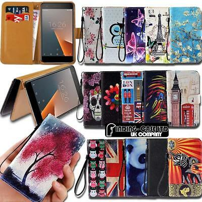 For Various Smart 6/7/8/9 SmartPhones Leather Smart Stand Wallet Case Cover