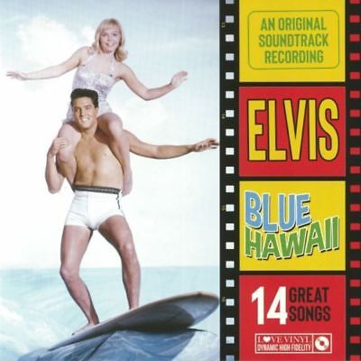 Elvis Presley Blue Hawaii (Soundtrack) - Vinyl Album LP - New Gift Idea Record