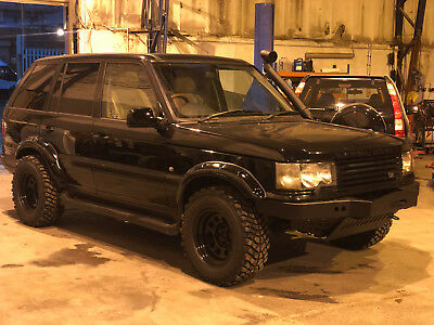 Range Rover P38 Off Road Monster Truck Petrol 4.6 V8 Vogue Off Road 4X4