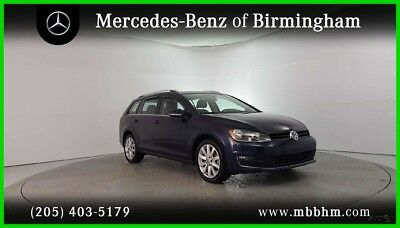 2015 Volkswagen Golf  2015 Used Turbo 2L I4 16V Automatic FWD Wagon