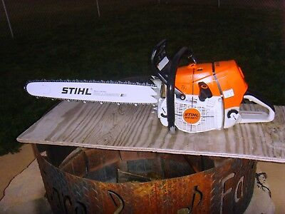 Stihl MS661C  Magnum Professional Chainsaw ( Nice Saw)