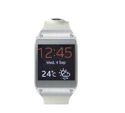 Samsung Galaxy Gear in Weiß Smartwatch Dummy Attrappe - Requisit, Werbung