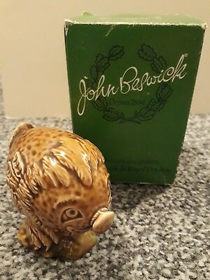 Boxed. Beswick Beneagles Scotch Whisky