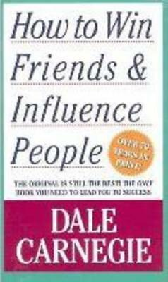 How to Win Friends and Influence People - By Dale Carnegie - Brand New Book