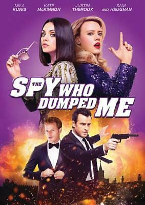 Spy Who Dumped Me New Dvd