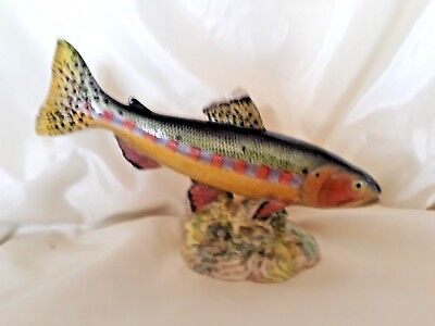 BESWICK  GOLDEN TROUT - No. 1246