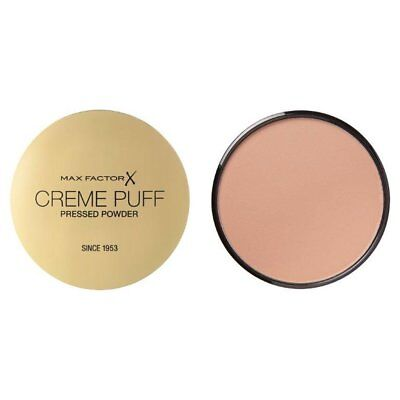 Max Factor Creme Puff Compact Face Powder - Please Choose Your Shade