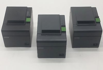 Lot 3 Asterix St-Ep4 Pos Autocut Usb Serial Direct Thermal Receipt Printer M267A