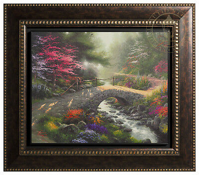Thomas Kinkade 16x20 Framed Textured Prints (Choice of 10)