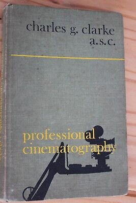 professional cinematography. charles g. clarke a.s.c. 1964 One of 5,000?