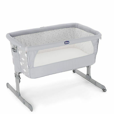 Chicco Circles Special Edition Next 2 Me Height Adjustable Side Sleeping Crib