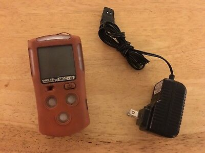 GasClip MGC-IR Multi Gas Monitor Detector 4 Gas Monitor With AC Charger