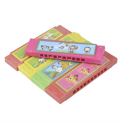 Baby Children Kids Harmonica Toy Funny Musical Instrument Educational Toy Gift
