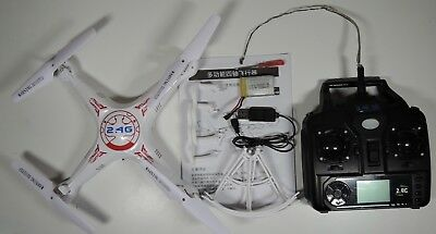 X5C-1 Clone RC Drone 6-Axis Gyro RTF Quadcopter 2.4Ghz X5C - Distance Mod
